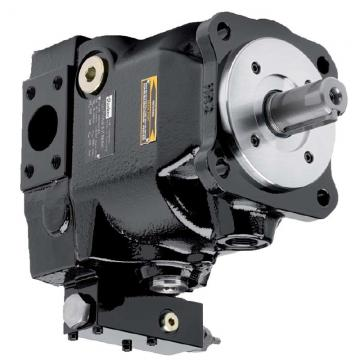 Toko SQP432-57-21-14-86DDD-18 Triple Vane Pump